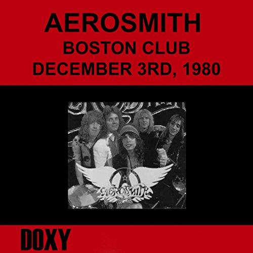 Boston Club, December 3rd, 198...