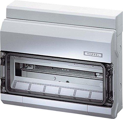 Hensel Automatengehäuse KV 9118 18TE 18x18mm IP65 Installationskleinverteiler 4012591620013