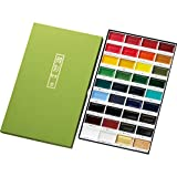 Kuretake 36 Color Set MC20/36V Picture Letter Face Color Unleashed (Japan Import)