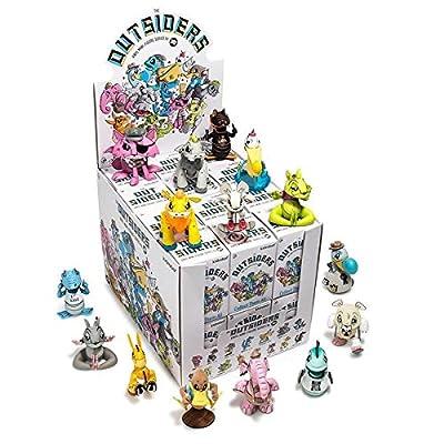 The Outsiders Blind Box Mini Series by Joe Ledbetter x kidrobot von Kidrobot