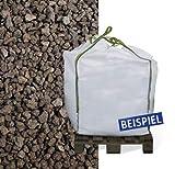 Hamann Lava-Mulch Rot 8-16 mm Big Bag 600 l LAVAMULCH MULCH EIFEL LAVA ALTERNATIVE ZU RINDENMULCH