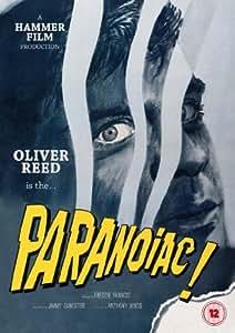 Paranoiac [DVD] [1963]