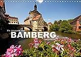 Die Altstadt von Bamberg (Wandkalender 2020 DIN A4 quer): Eine der schönsten und am besten erhaltensten Altstädte Deutschlands in 13 (Monatskalender, 14 Seiten ) (CALVENDO Orte) - Peter Schickert