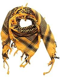 537bcd083c1542 Superfreak® Palituch zweifarbig klassisch°PLO Schal°100x100 cm°Pali  Palästinenser Arafat Tuch