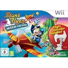 Stunt flyer : hero of the skies + Flight controller