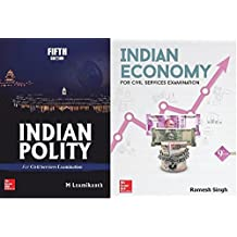 INDIAN ECONOMY AND INDIAN POLITY COMBO