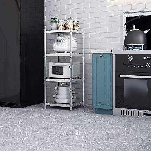 Durable 4-Tier Metal De Cocina Bastidores De Almacenamiento