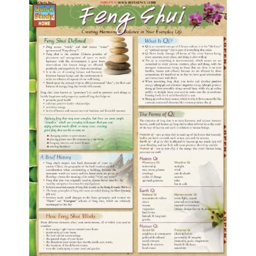 Feng Shui by Inc. BarCharts (July 05,2006)