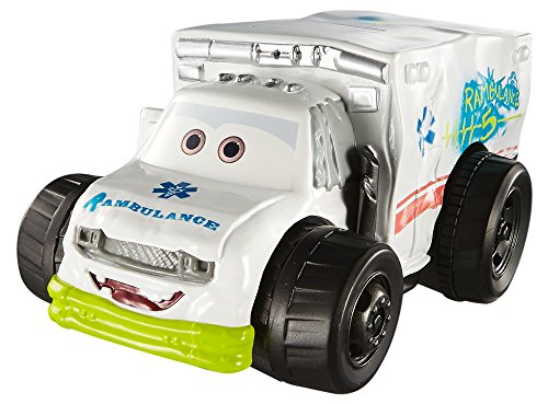 Disney Cars dxw12Cars 3Splash Racers Dr. Schäden Fahrzeug (Splash-racer)