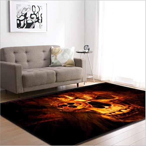 Kreative Teppichkunst Modernen Europäischen Minimalistischen Wohnzimmer Schlafzimmer Esszimmer Bodenmatte rutschfeste Persönlichkeit Dekoration 120 cm X 200 cm