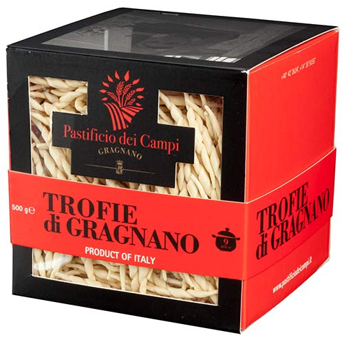 Pastificio dei Campi, Trofie, Pasta di Gragnano IGP, 500g.