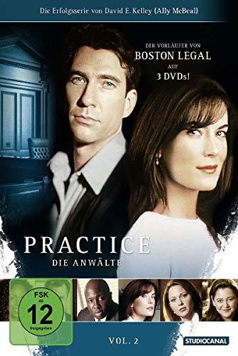 Practice - Die Anwälte, Vol. 2 [3 DVDs] W/2 Lines