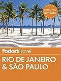 Fodor's Rio de Janeiro & Sao Paulo by Fodor's front cover