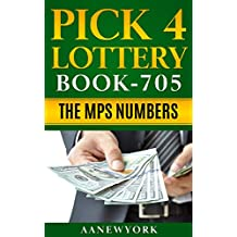 Pick 3 Lottery: Book-705: The Master, Primary, and Secondary Numbers (English Edition)