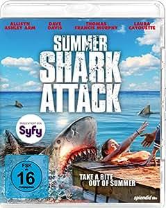 Summer Shark Attack [Blu-ray]