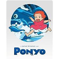 Ponyo Steelbook