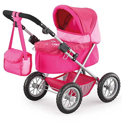 Bayer Design 13006 - Passeggino per Bambole, Trendy, Rosa