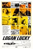 LOGAN LUCKY – Channing Tatum – U.S Movie Wall Poster Print - 30CM X 43CM Brand New Adam Driver