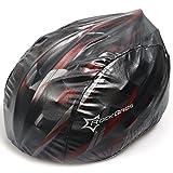 RockBros Bike Bicycle Waterproof Windproof Helmet Rain Cover 4 Colors