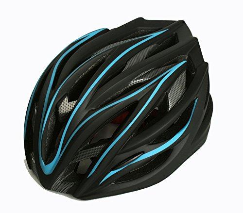 RONSHIN - Casco de Ciclismo Profesional Integrado Unisex de Alta Resistencia