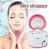 Besmall Multifunktional Gesichtssauna Face Steamer Nano-Ionen Gesichtsdampfbad Gesichtspflege Dampfgerät