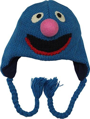 Offizielles Lizenzprodukt der Sesamstraße, 100% Wolle, (Hat Elmo Kids)