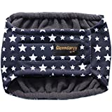 Glenndarcy Dog Pants Couche d'incontinence pour chiens mâles - Size Small - Stars