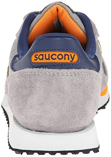 Saucony - Dxn Trainer, - Uomo Ghiaccio/Blu