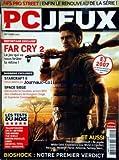 PC JEUX [No 114] du 01/09/2007 - NFS PRO STREET - FAR CRY 2 - STARCRAFT II - SPACE...