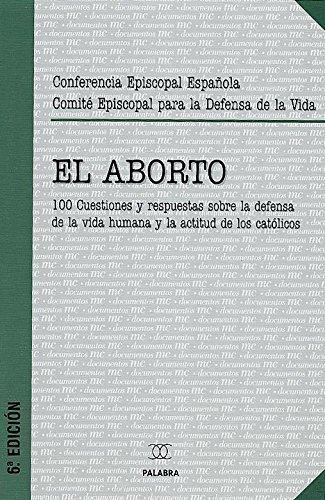 ABORTO 100 CUESTIONES Y RESPUESTAS