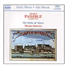 PAISIBLE: 6 Setts of Aires [Import allemand]