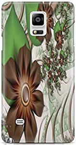 Sand Dunes Designer Printed Hard Back Case cover for Samsung Galaxy Note 4