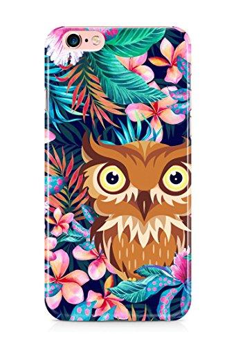 Colorful unique new owl 3D cover case design for iPhone 6Plus, 6s Plus 6