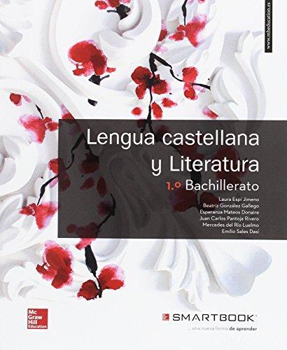 Lengua Castellana y Literatura, 1 Bachillerato por Laura Espi Jimeno