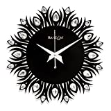 Style ( 30cm X 30cm) Wooden Wall Clock
