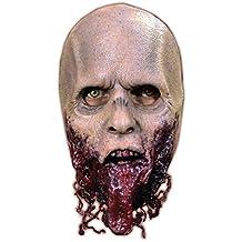 Générique–mahal782–Máscara látex adulto Jawless Walker–The Walking Dead–Talla única