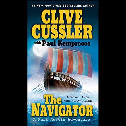 The Navigator: A Novel from the NUMA Files Männer-navigator