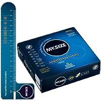 MY.SIZE 49 mm, transparent preisvergleich bei billige-tabletten.eu