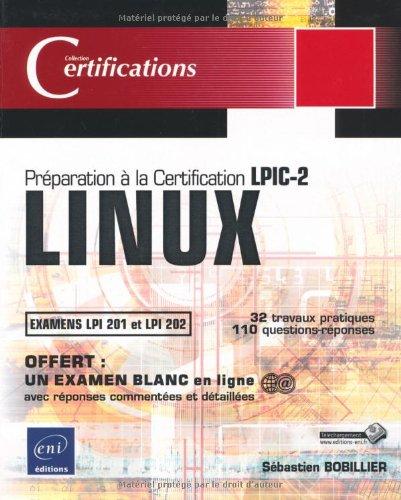 LINUX - Préparation à la certification...
