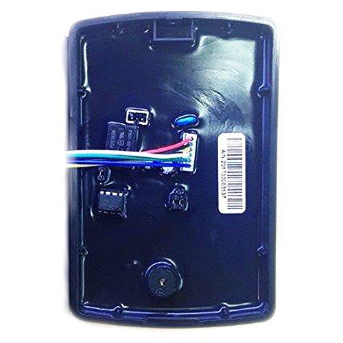 Zoom IMG-1 lettore badge rfid reader black