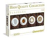 Clementoni 39275.9 - Puzzle Kollektion Panorama Cafè, 1000 Teile