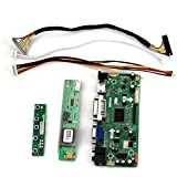 "FidgetGear HDMI+DVI+VGA Audio LCD Controller Board Kit for 1280X800 15.4"" CLAA154WA05A"