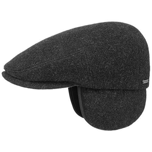 casquette-kent-a-oreillettes-stetson-bonnet-protege-oreilles-m-56-57-anthracite