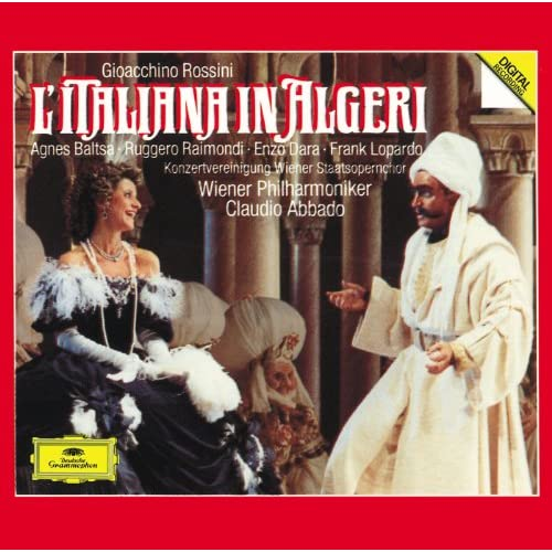 Rossini: L'italiana in Algeri - Overture