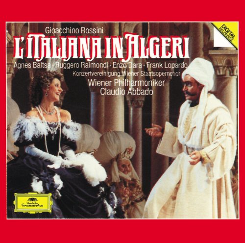 Rossini: The Italian Girl in Algiers (2 CD's)