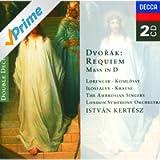 Dvorak: Requiem Mass/Mass in D