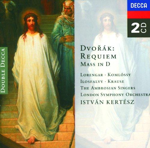 Dvorák: Mass in D major, Op.86...