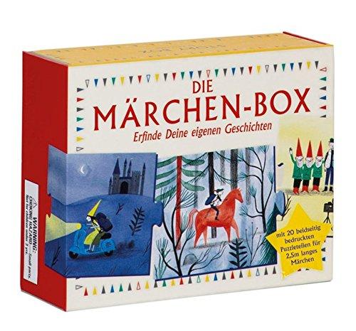 Die Märchen-Box (Spielzeug Boxs)