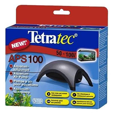 Tetra APS100 Silent Aquarium Air Pump for 50 - 100 Litre Fish Tanks