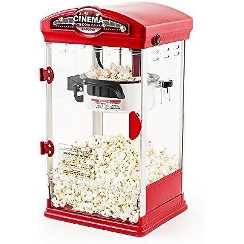 Macchina Popcorn stile Cinema Retrò - macchina per popcorn da 4 once - Nacho Jalapenos